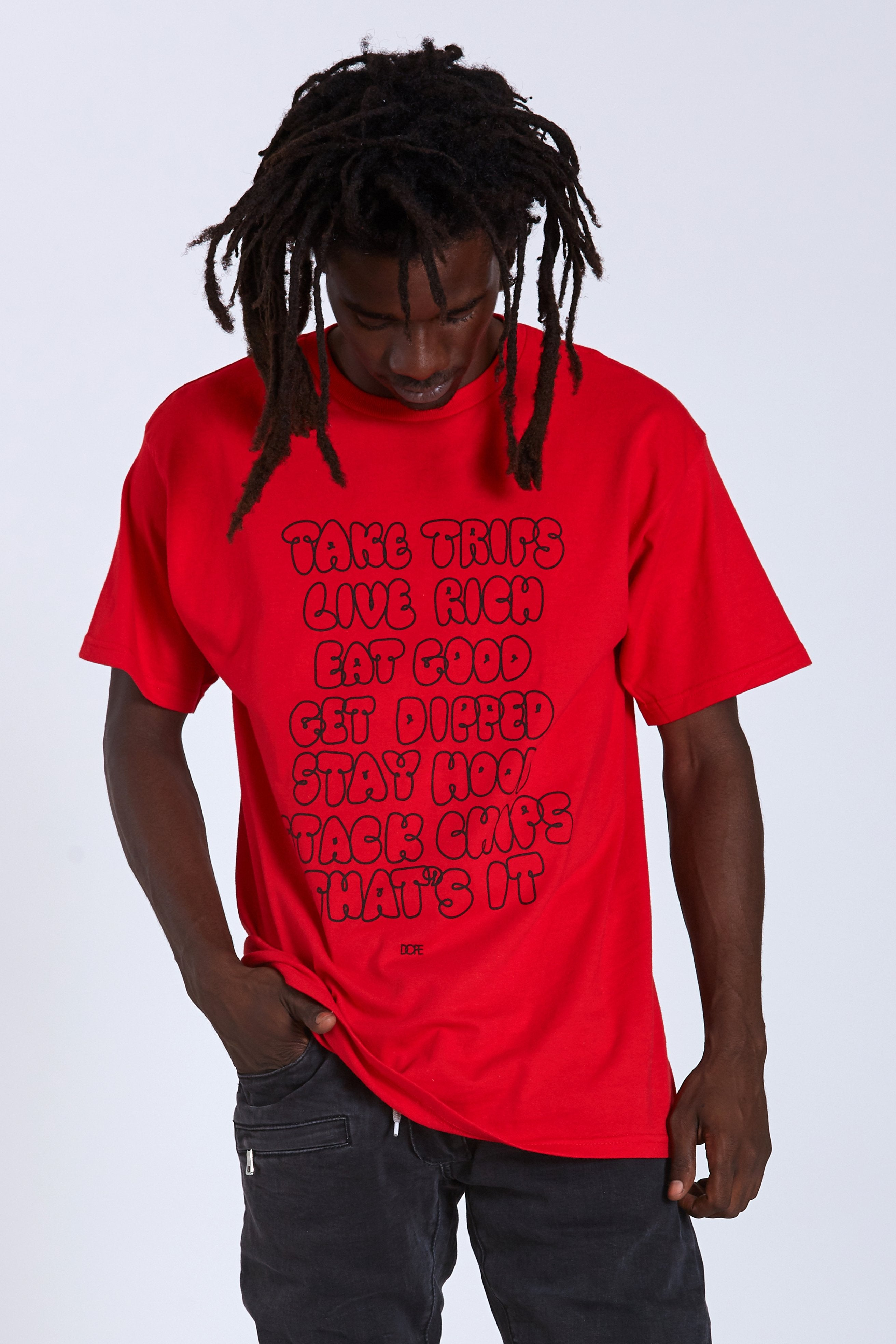 Live Rich Tee