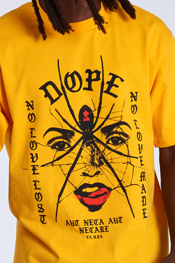 DOPE Black Widow Tee #GLD