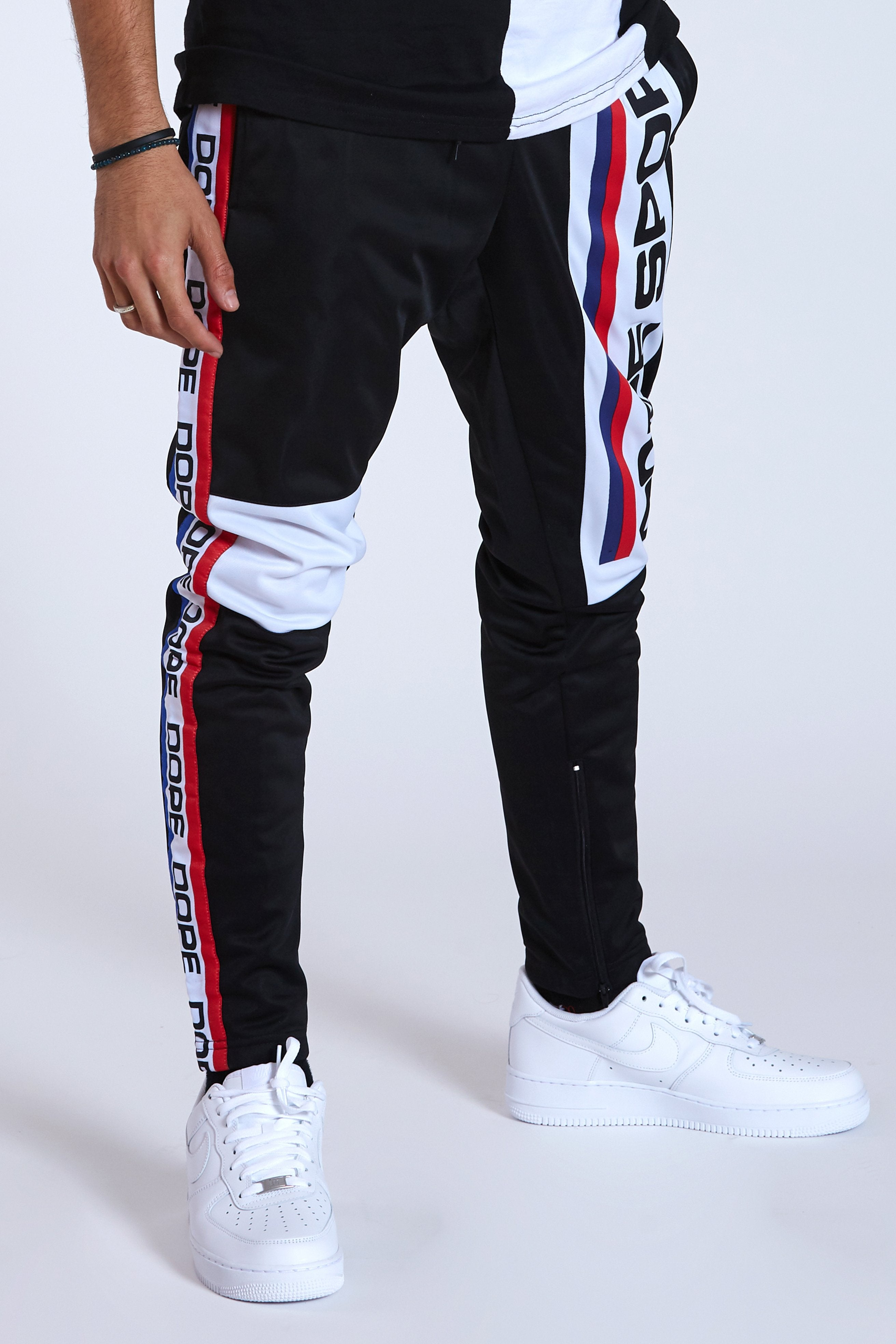 DOPE Training Day Track Pants #Black