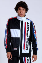 Load image into Gallery viewer, DOPE Training Day Track Jacket #Black