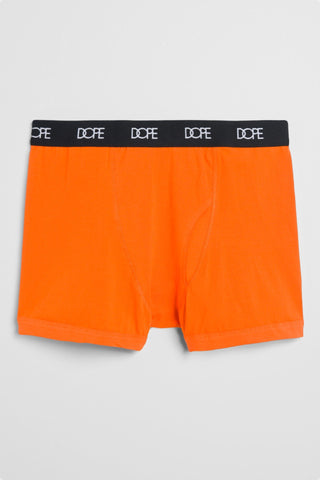 DOPE Logo Boxer Briefs #Orange