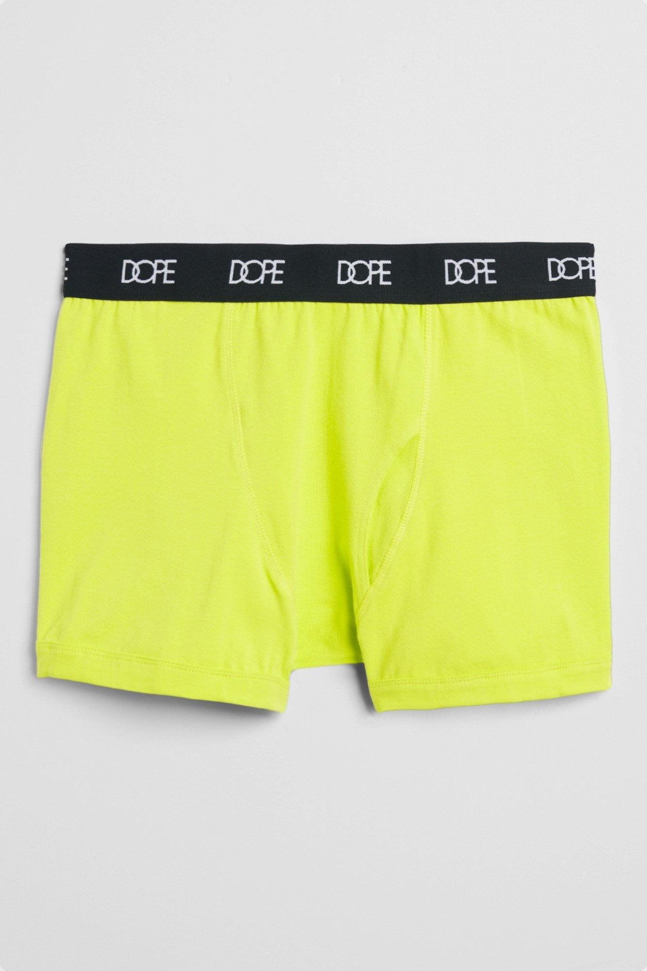 DOPE Logo Boxer Briefs #Saftey Yellow
