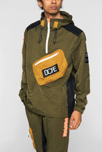 Load image into Gallery viewer, DOPE Nomad Anorak #Army Green