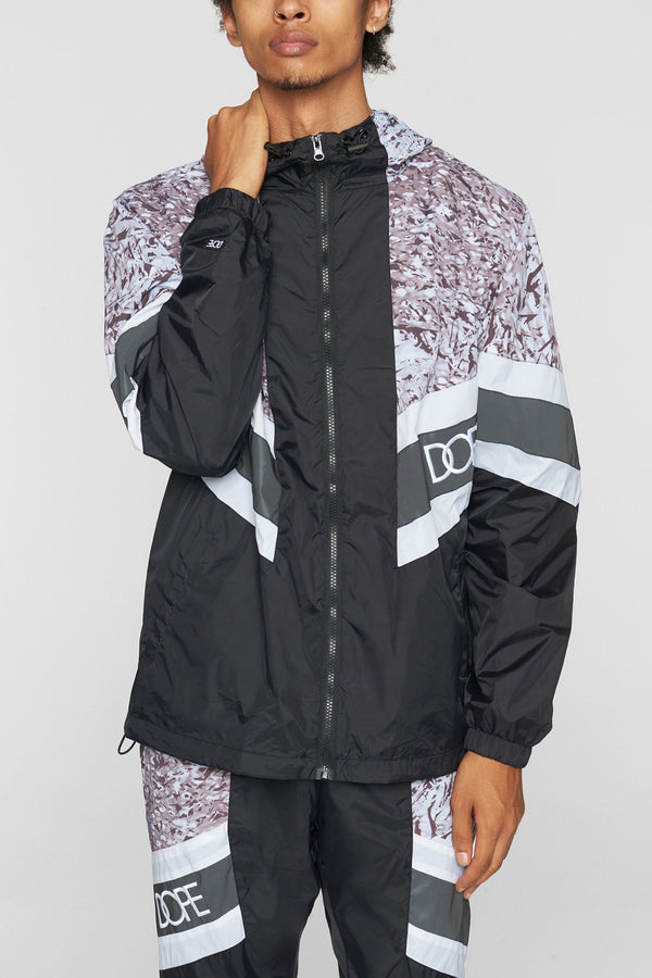 DOPE Relay Windbreaker #Black