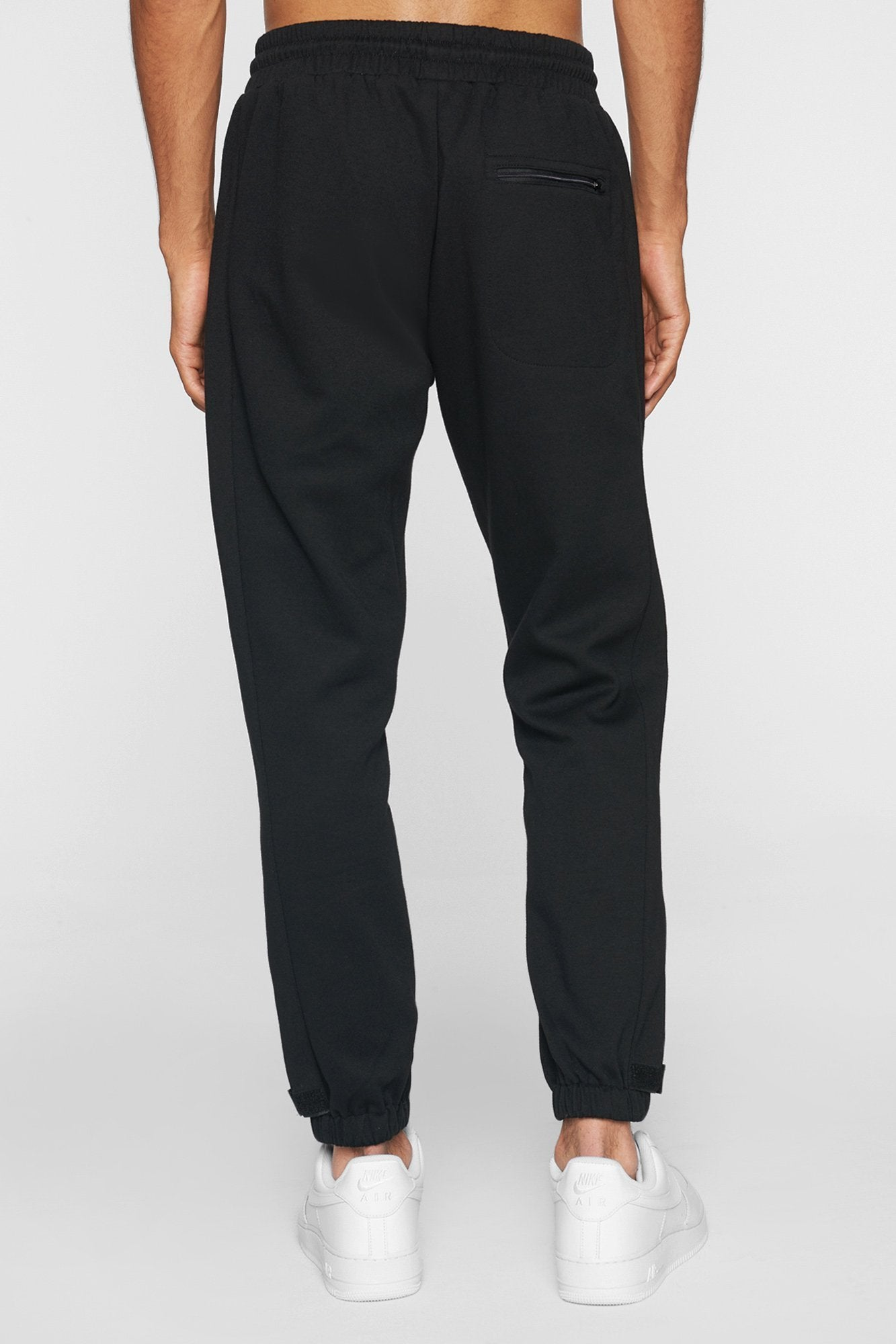 DOPE Core-Tek Pleated Joggers #Black
