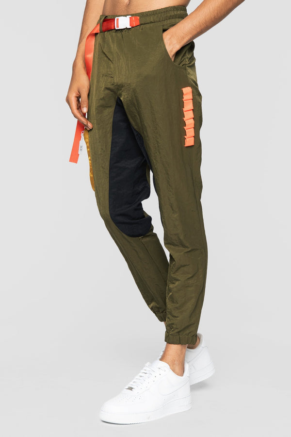 DOPE Nomad Joggers #Army Green