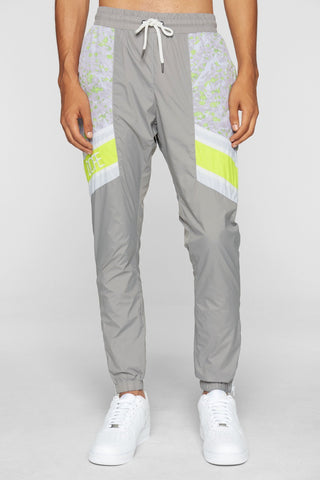 DOPE Relay Joggers #Grey/Safety