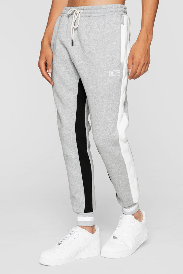 DOPE Rally Jogger Sweatpants #Heather Grey