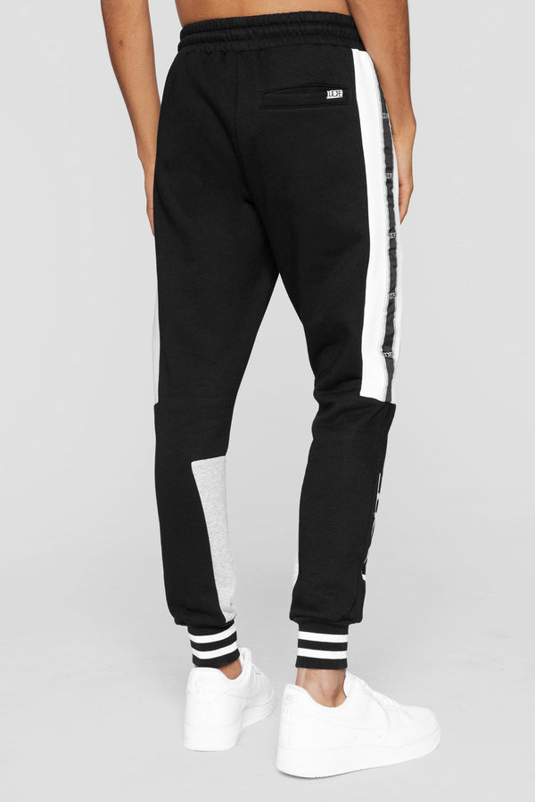DOPE Racer Joggers #Black / Grey