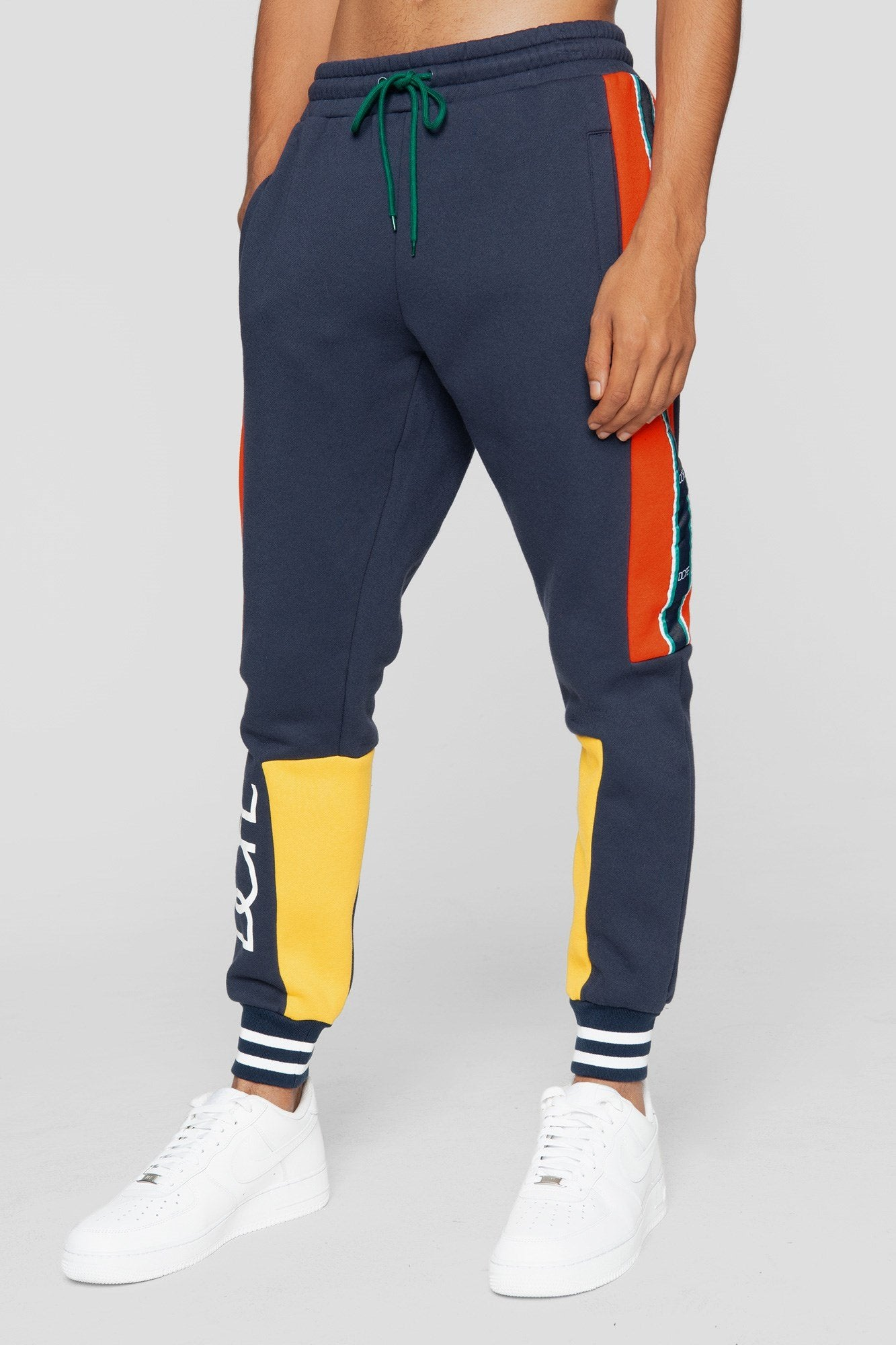 DOPE Racer Joggers #Navy