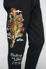 DOPE Tigris Sweatpants #Black