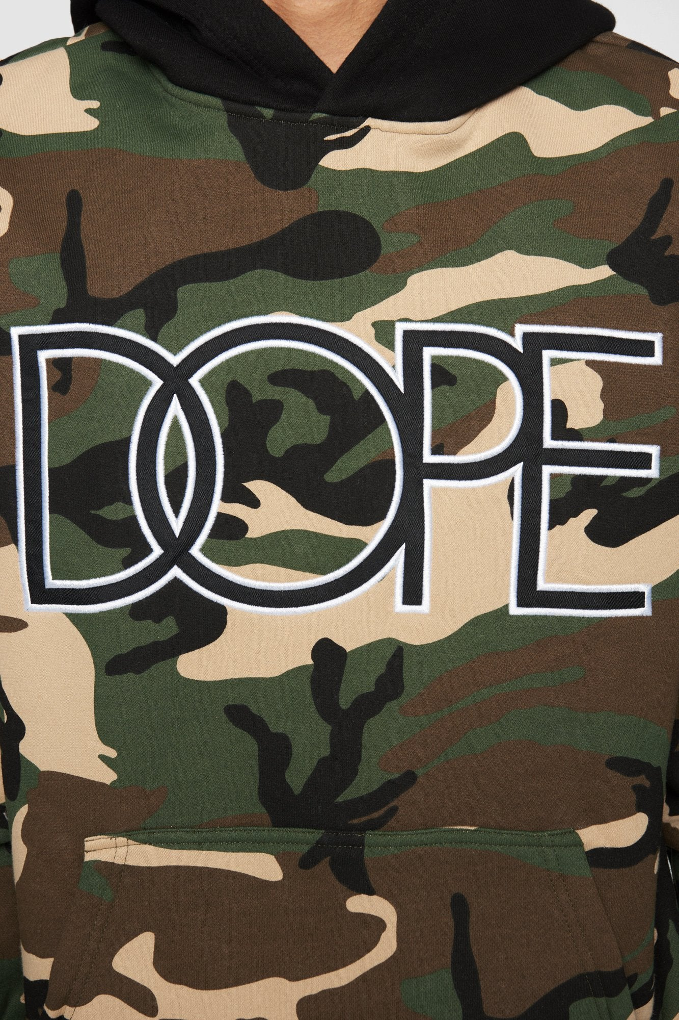 DOPE Relay Joggers #White/Camo