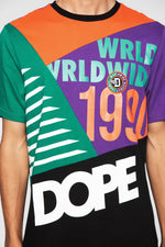 DOPE Blockboy Tee #Purple