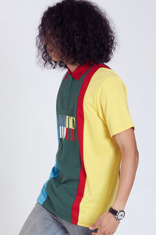 dope heritage polo #vintage