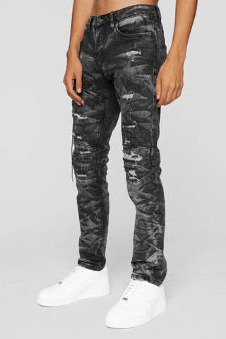 DOPE Quartz Denim #Black