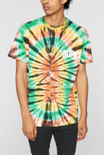 Load image into Gallery viewer, DOPE Kaleidoscope Chenille Tee #Tie Dye