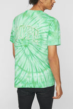 Load image into Gallery viewer, DOPE Savers Tie Dye Tee #Green
