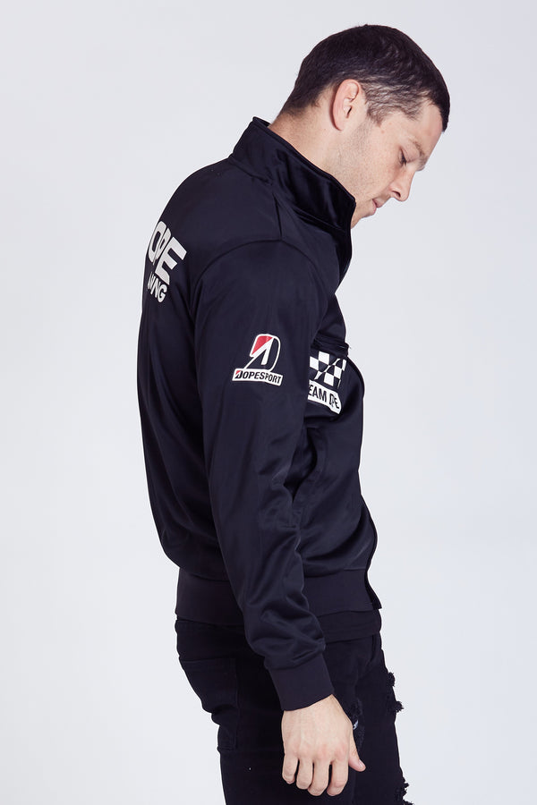 DOPE DPSP Racing Jacket #Black