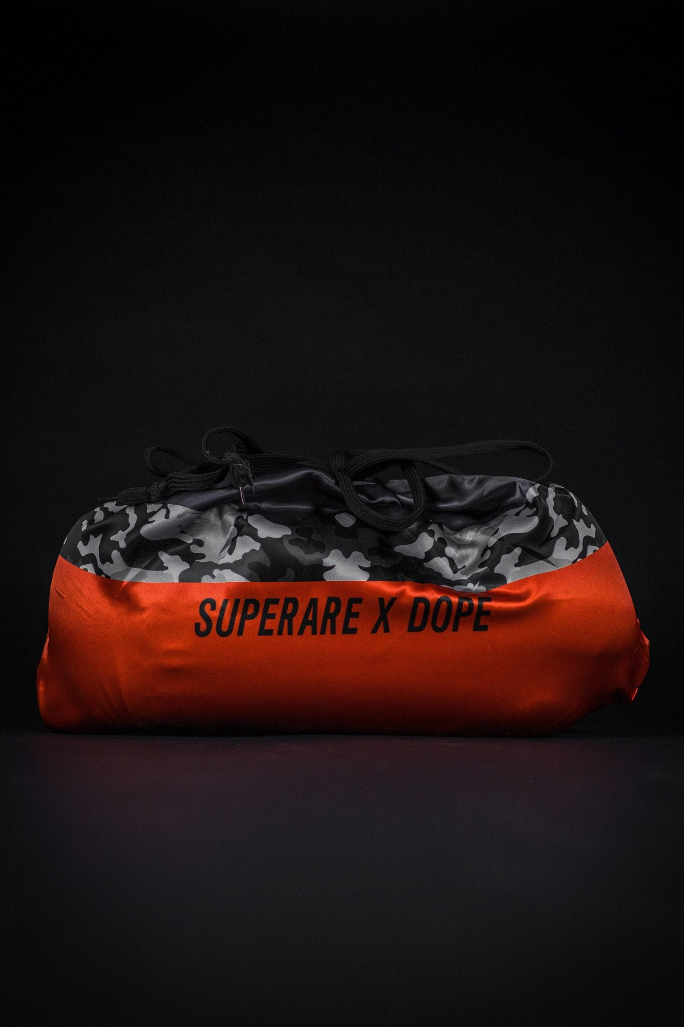 DOPE X Superare Lace-up