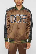 Load image into Gallery viewer, Sideline Reversible Satin Bomber