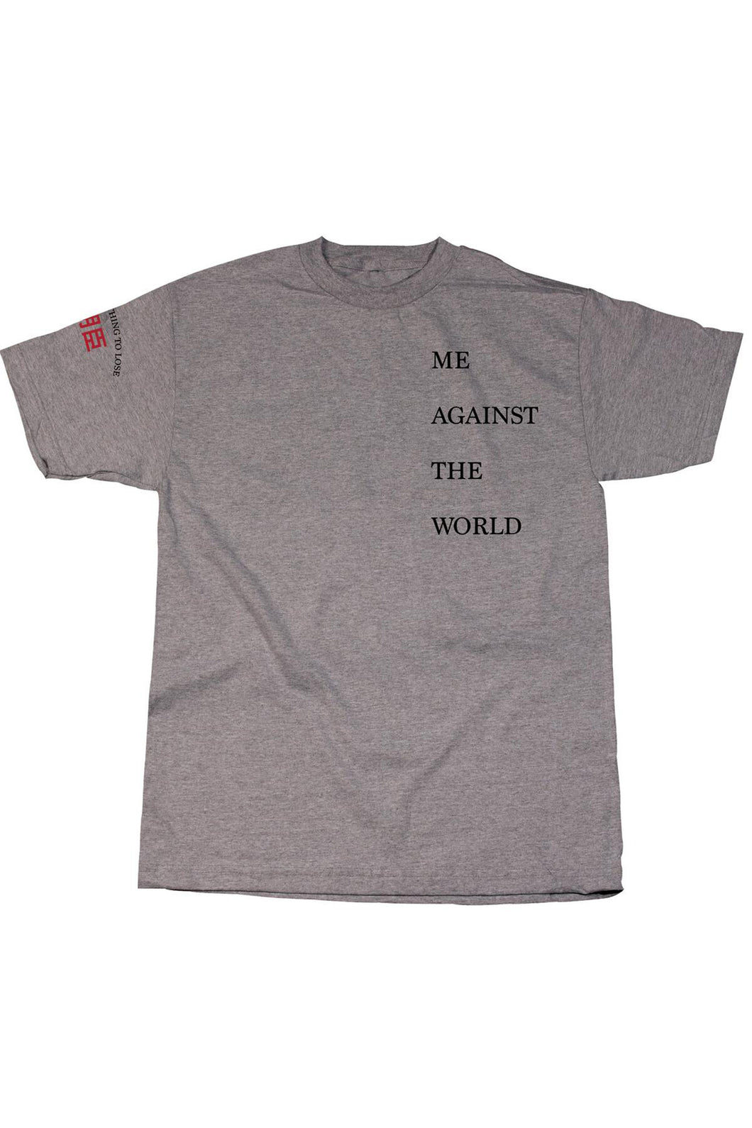 Me Against The World S/S Tee