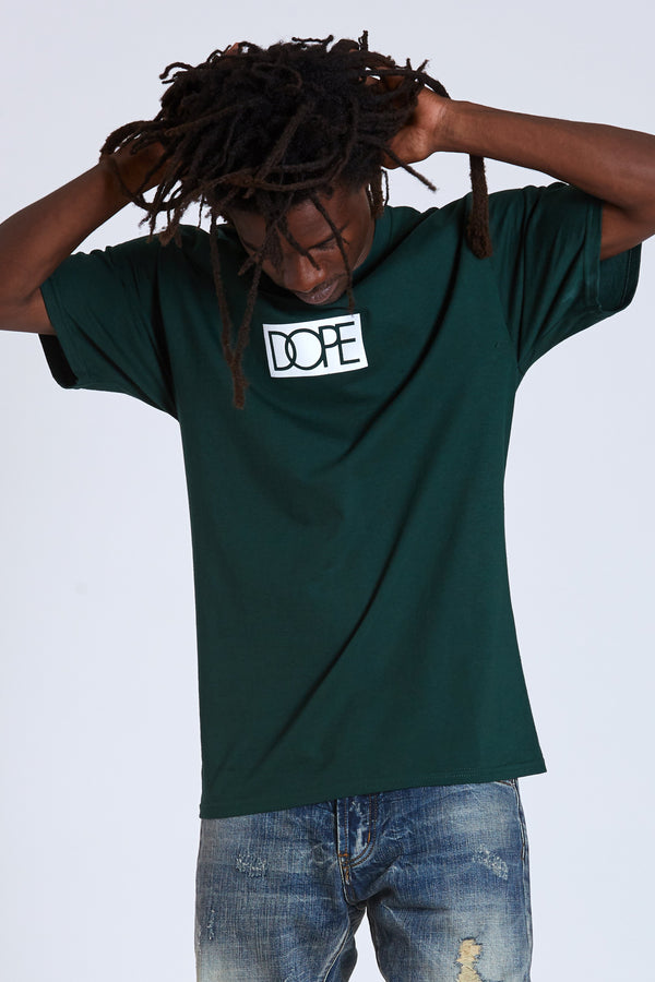 Dope Bogo Champion Tee #Green