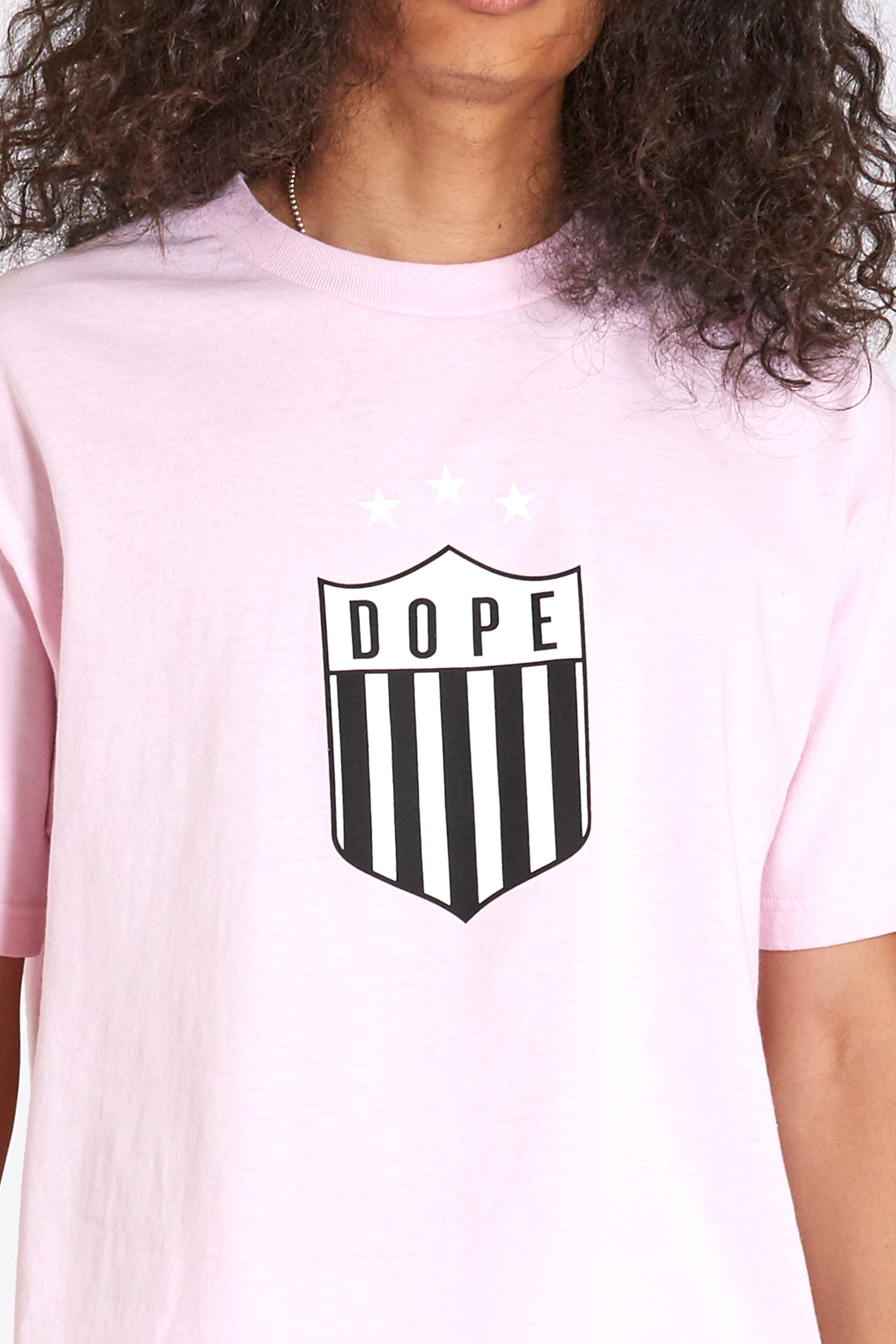 DOPE Federation Tee #Pink