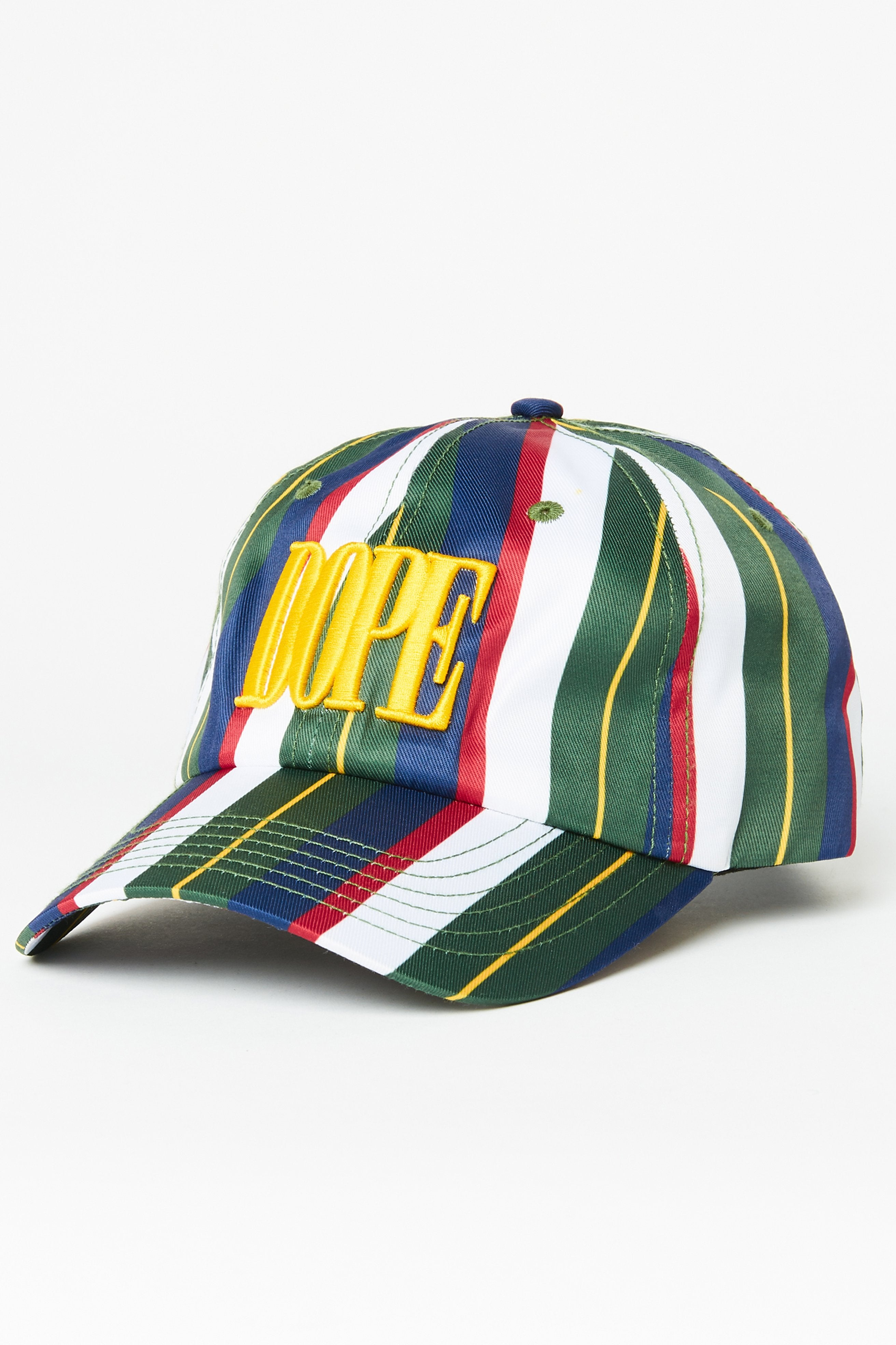 Dope Heritage Dad Hat #Multi