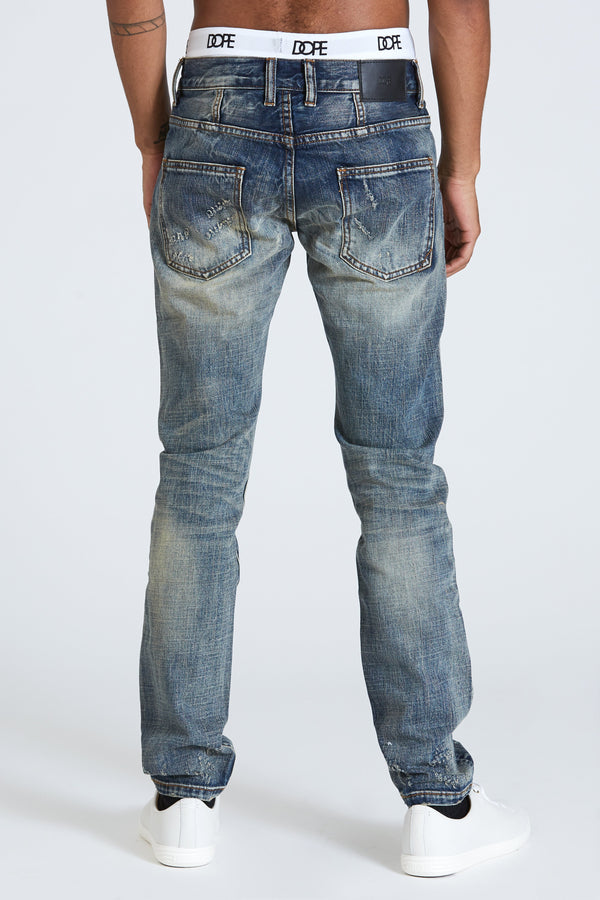 DOPE Castle Denim #blue