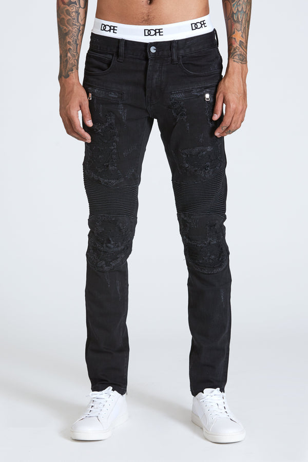 DOPE Baxter Denim #Black