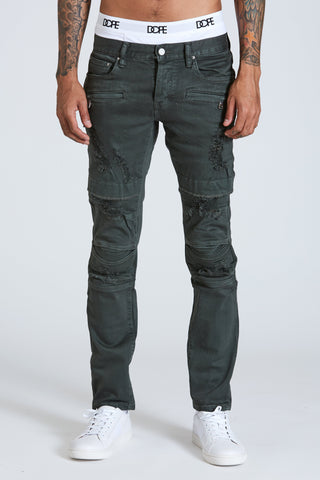 Dope Baldwin Denim #Sage