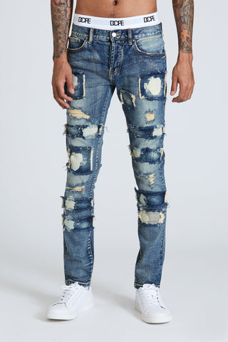 DOPE Denim #blue