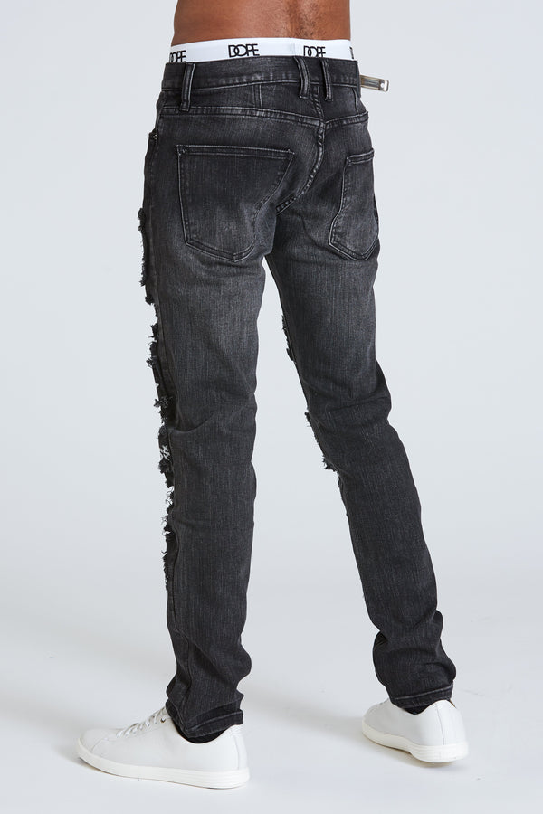 Dope Kennedy denim #Black