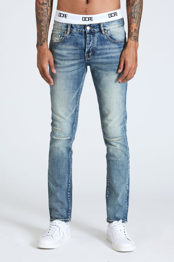 Dope Alden Denim #Blue