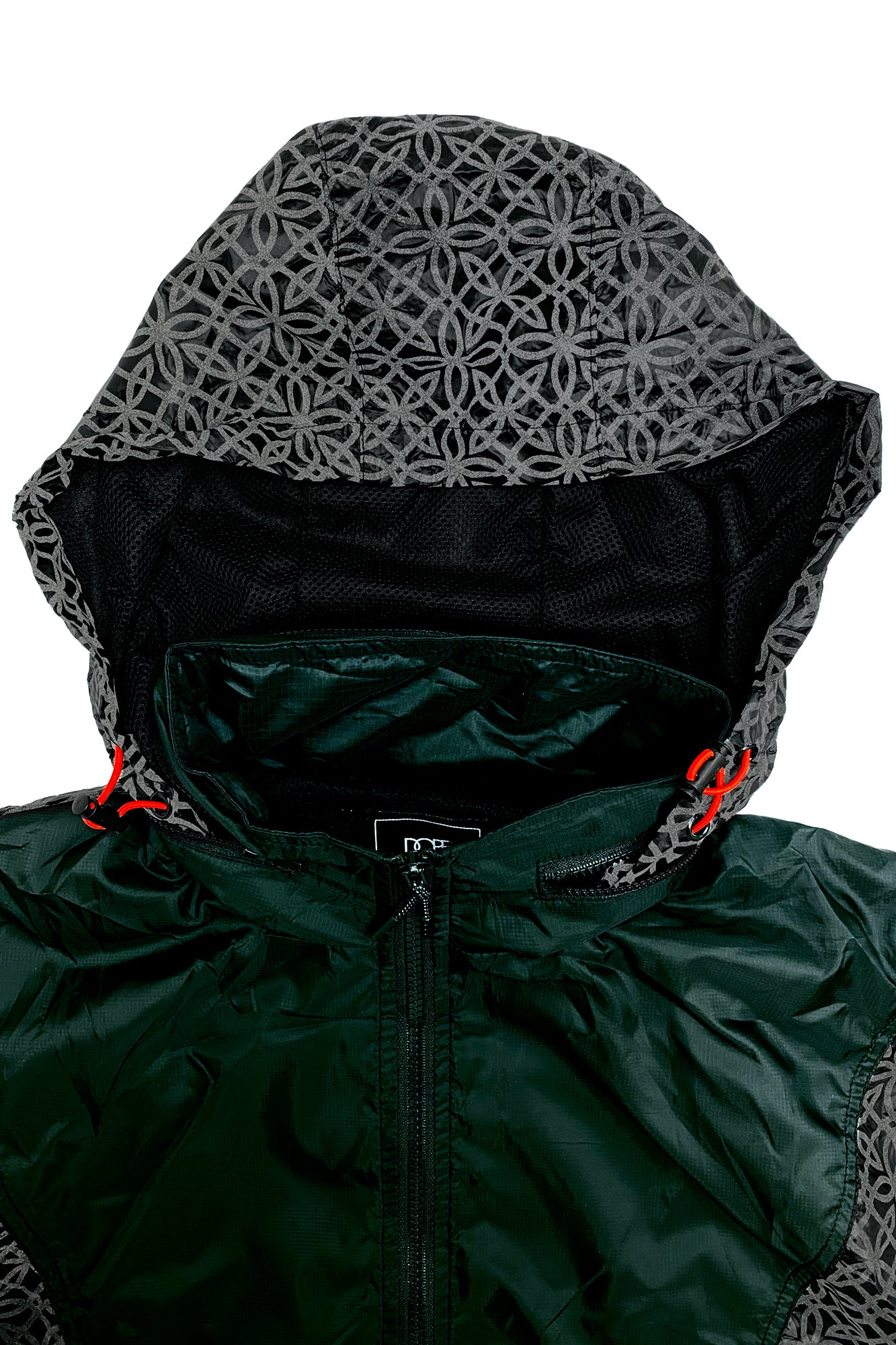 Explorer Windbreaker