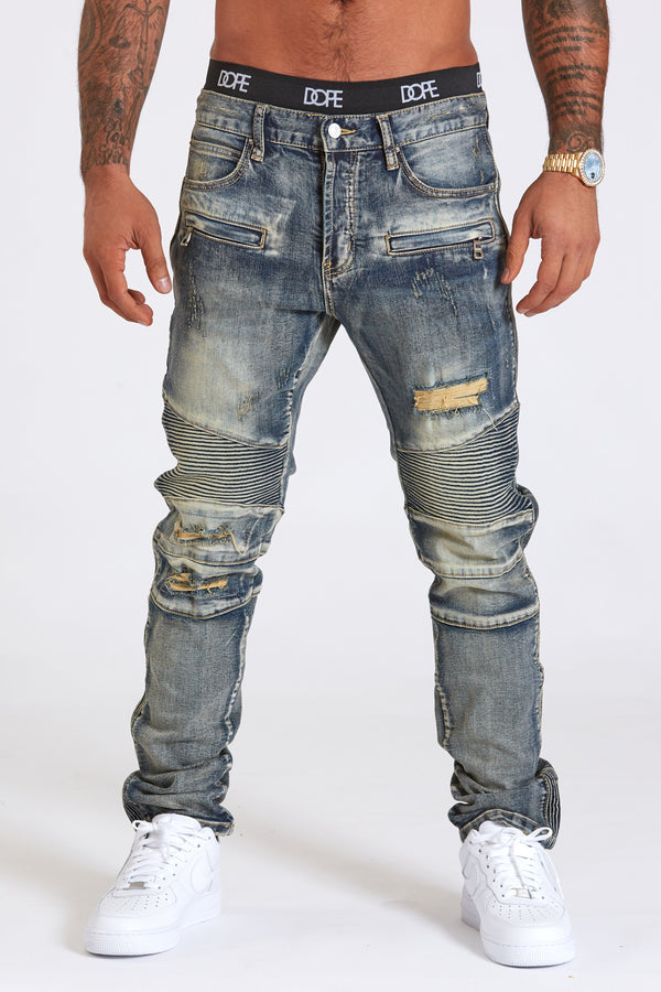 King Denim Short