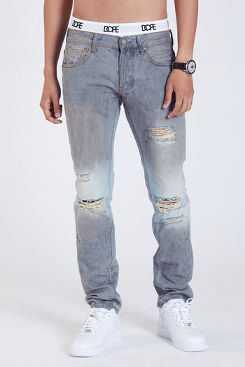 DOPE Mariposa Denim #Blue