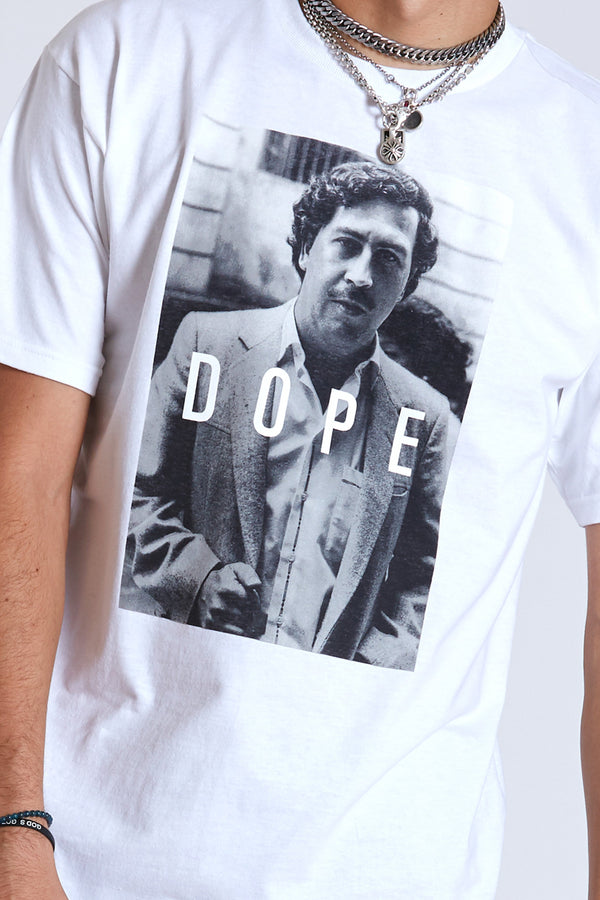 DOPE Notorious Tee #White