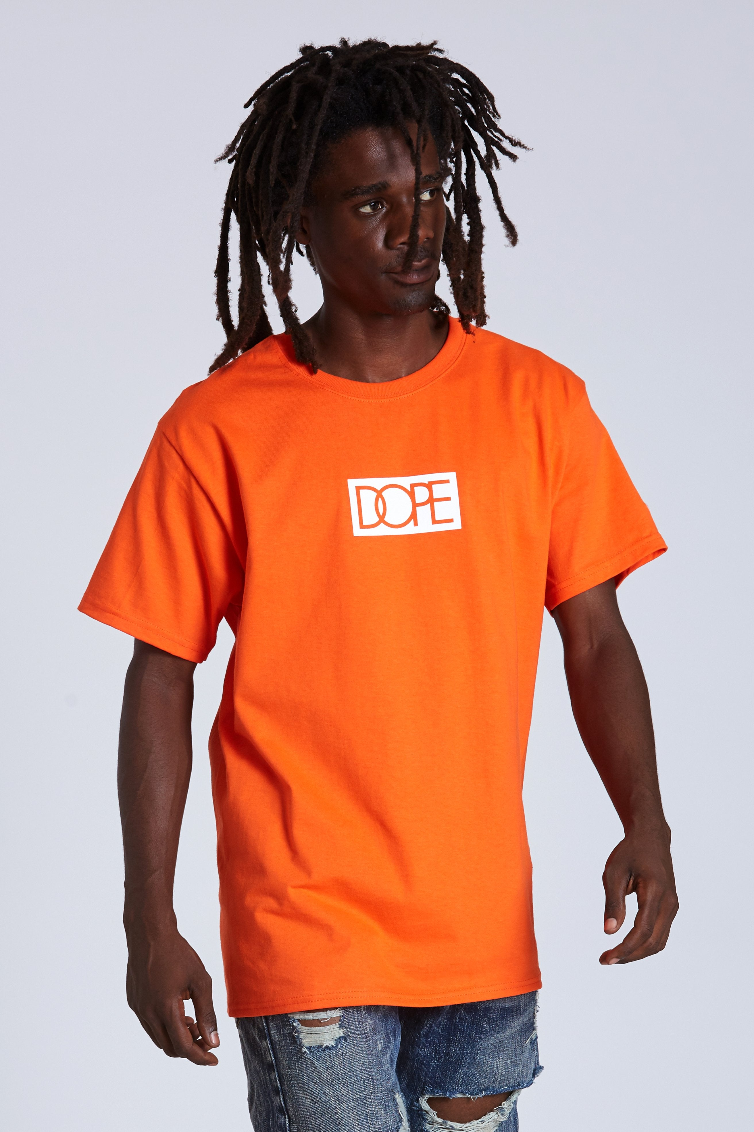 Dope Bogo Champion Tee #Orange
