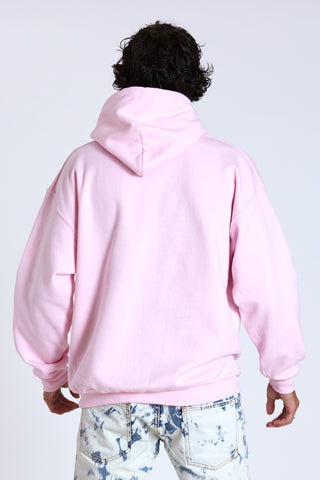 DOPE Classic Logo Hoodie #Pink