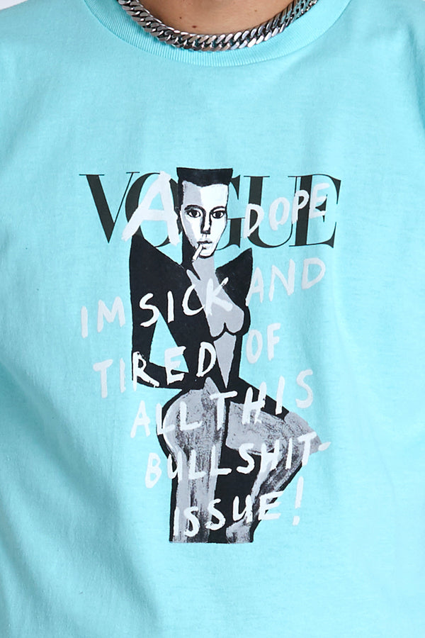 DOPE Vague Tee #Mint