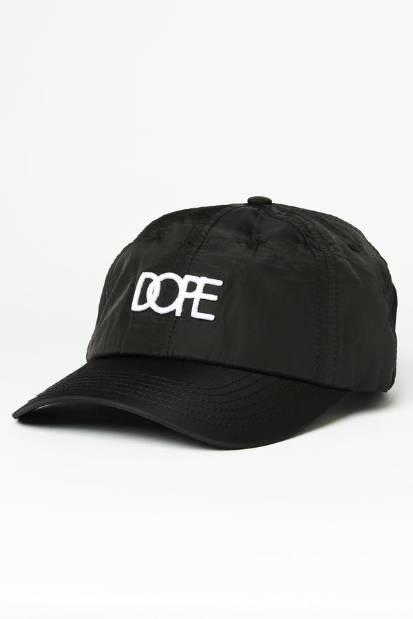 DOPE Core Dad Hat #Black