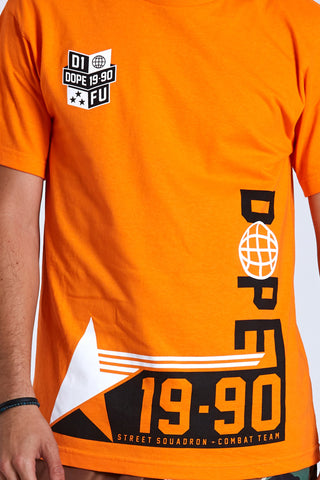 DOPE Gamesman Tee #Orange