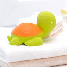 Load image into Gallery viewer, CaaOcho Baby Natural Rubber Bath Toy - Mele the Sea Turtle