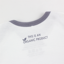 Load image into Gallery viewer, Endanzoo Organic Long Sleeve Onesie - Jen and Macaw Bird
