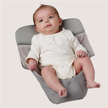 Load image into Gallery viewer, Ergobaby Infant Insert - Easy Snug (Cool Air Mesh Grey)