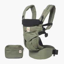 Load image into Gallery viewer, Ergobaby Omni 360 Baby Carrier - Khaki Green