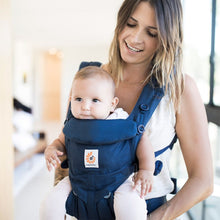 Load image into Gallery viewer, Ergobaby Omni 360 Baby Carrier - Midnight Blue