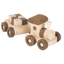 Load image into Gallery viewer, Goki Nature Wooden Train Vancouver