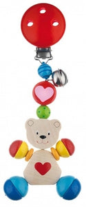 Heimess Wooden Clips figurines - Bear